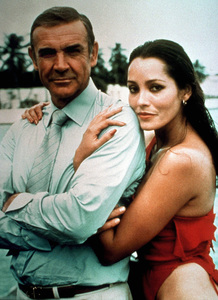 """Never Say Never Again,""Sean Connery, Barbara Carrera © 1983 UA / MPTV - Image 9504_0007"
