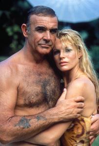 """Never Say Never Again""Sean Connery, Kim Basinger © 1983 Warner Brothers**I.V. - Image 9504_0009"