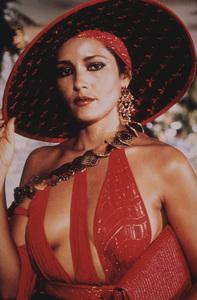 """Never Say Never Again,"" Barbara Carrera © 1983 Warner Bros. / MPTV - Image 9504_0010"