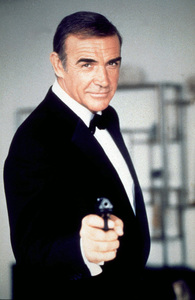 """""""Never Say Never Again,"""" Sean Connery © 1983 Warner Bros. / MPTV - Image 9504_0011"""