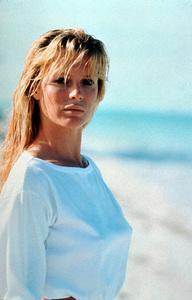"""Never Say Never Again,"" Kim Basinger © 1983 UA / MPTV - Image 9504_0014"