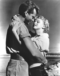 """Clash By Night""Keith Andes, Marilyn Monroe1952 / RKO**R.C. - Image 9546_0002"