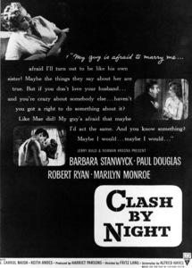 """Clash By Night"" Publicity.1952 / RKO**R.C. - Image 9546_0006"
