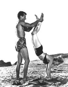 """Clash By Night""Keith Andes, Marilyn Monroe1952 / RKO**R.C. - Image 9546_0007"