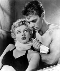 """""""Clash By Night""""Marilyn Monroe, Keith Andes1952 / RKO - Image 9546_0008"""