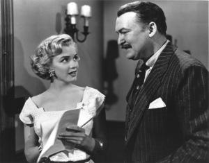 """As Young As You Feel"" Marilyn Monroe, Albert Dekker 1951 20th Century Fox ** R.C. - Image 9549_0002"
