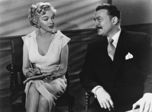 """As Young As You Feel"" Marilyn Monroe, Albert Dekker 1951 20th Century Fox ** R.C. - Image 9549_0005"