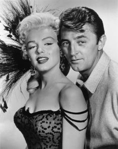 """River Of No Return""Robert Mitchum, Marilyn Monroe1954 / 20th Century Fox**R.C. - Image 9550_0009"