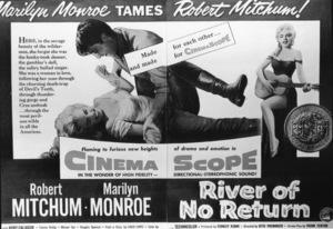"""River Of No Return""publicity1954 / 20th Century Fox**R.C. - Image 9550_0010"