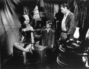"""River Of No Return""Marilyn Monroe, Tommy Rettig, Robert Mitchum1954 / 20th Century Fox**R.C. - Image 9550_0018"