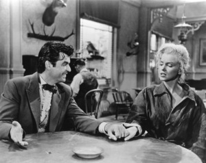"""River Of No Return""Rory Calhoun, Marilyn Monroe1954 / 20th Century Fox**R.C. - Image 9550_0027"