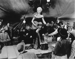 """River Of No Return""Marilyn Monroe1954 / 20th Century Fox**R.C. - Image 9550_0033"
