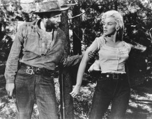 """River Of No Return""Marilyn Monroe1954 / 20th Century Fox**R.C. - Image 9550_0034"