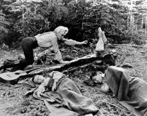 """River Of No Return""Robert Mitchum, Marilyn Monroe, Tommy Rettig1954 / 20th Century Fox**R.C. - Image 9550_0039"