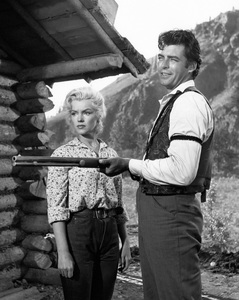 """River of No Return""Marilyn Monroe, Rory Calhoun1954 20th Century Fox** I.V. - Image 9550_0058"