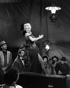 """River of No Return""Marilyn Monroe1954 20th Century Fox** I.V. - Image 9550_0066"