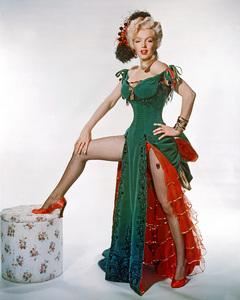 """River of No Return""Marilyn Monroe1954 20th Century Fox** I.V. - Image 9550_0067"