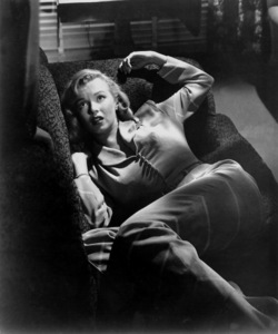 """Asphalt Jungle, The""Marilyn Monroe1950 / MGM - Image 9553_0006"