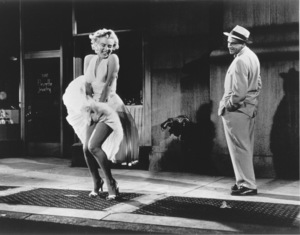 """Seven Year Itch, The""Marilyn Monroe, Tom Ewell1955 / 20th Century Fox - Image 9554_0004"