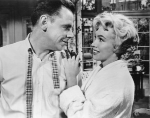 """Seven Year Itch, The""Tom Ewell, Marilyn Monroe1955 / 20th Century Fox**R.C. - Image 9554_0008"