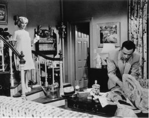 """Seven Year Itch, The""Marilyn Monroe, Tom Ewell1955 / 20th Century Fox**R.C. - Image 9554_0011"