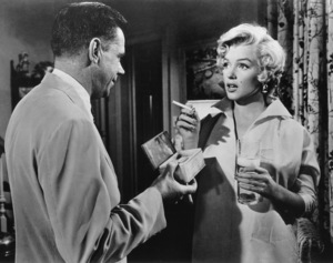 """Seven Year Itch, The""Tom Ewell, Marilyn Monroe1955 / 20th Century Fox**R.C. - Image 9554_0012"