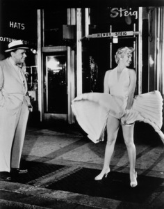 """Seven Year Itch, The""Tom Ewell, Marilyn Monroe1955 / 20th Century Fox**R.C. - Image 9554_0027"