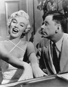 """Seven Year Itch, The""Marilyn Monroe, Tom Ewell1955 / 20th Century Fox**R.C. - Image 9554_0030"