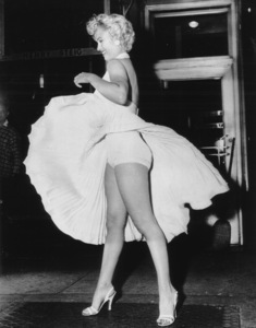 """""""Seven Year Itch, The""""Marilyn Monroe1955 / 20th Century Fox - Image 9554_0040"""