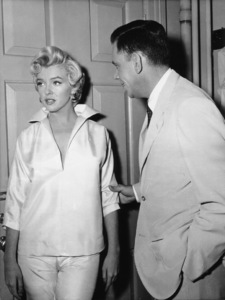 """""""Seven Year Itch, The""""Marilyn Monroe, Tom Ewell1955 / 20th Century Fox - Image 9554_0044"""