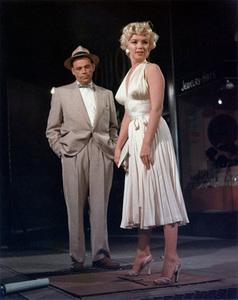 """Seven Year Itch""Marilyn Monroe, Tom Ewell 1955 20th Cent. Fox**I.V. - Image 9554_0047"