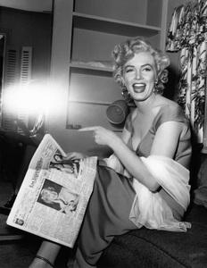 """Niagara""Marilyn Monroe1953 20th Century Fox** I.V. - Image 9558_0032"
