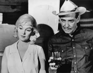 """Misfits, The""Marilyn Monroe, Clark Gable1961 / UA**R.C. - Image 9559_0001"