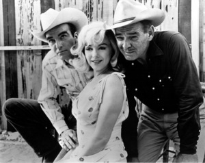 """Misfits, The""Montgomery Clift, Marilyn Monroe, Clark Gable1961 / UA**R.C. - Image 9559_0005"
