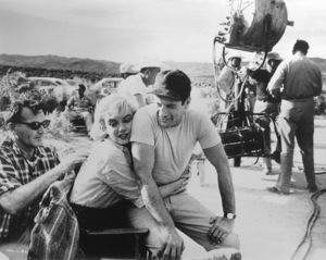 """Misfits, The""Marilyn Monroe, Eli Wallach1961 / UA**R.C. - Image 9559_0011"
