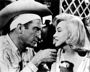 """Misfits, The""Montgomery Clift, Marilyn Monroe1961 / UA**R.C. - Image 9559_0020"
