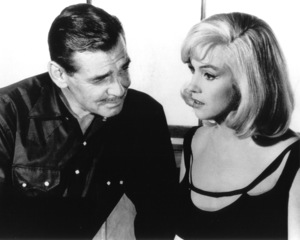 """Misfits, The""Clark Gable, Marilyn Monroe1961 / UA**R.C. - Image 9559_0023"