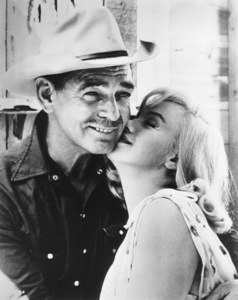 """Misfits, The""Clark Gable, Marilyn Monroe1961 / UA**R.C. - Image 9559_0025"