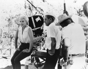 """Misfits, The""Marilyn Monroe on the set.1961 / UA**R.C. - Image 9559_0028"