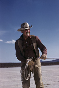 """The Misfits""Clark Gable1961© 1978 Al St. Hilaire - Image 9559_0036"