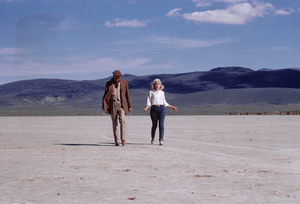 """The Misfits""Director John Huston, Marilyn Monroe1961© 1978 Al St. Hilaire - Image 9559_0044"