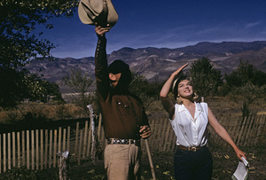 """The Misfits""Clark Gable, Marilyn Monroe1961© 1978 Al St. Hilaire - Image 9559_0052"