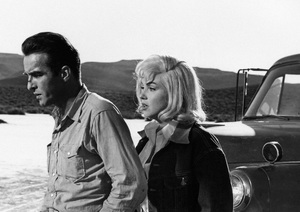 """The Misfits""Montgomery Clift, Marilyn Monroe1961 MGM** I.V. - Image 9559_0079"
