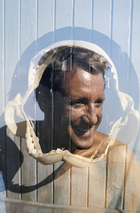 """Jaws""Roy Scheider1975 Universal PicturesPhoto by Bud Gray - Image 9575_0007"
