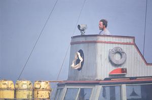 """""""Jaws""""Richard Dreyfuss © 1975 UnivesalPhoto by Bud Gray - Image 9575_0018"""
