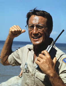 """Jaws""Roy Scheider1975 Universal Pictures** H.L. - Image 9575_0022"