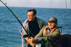 """""""Jaws""""Roy Scheider, Robert Shaw1975 Universal Pictures - Image 9575_0040"""