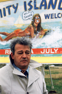 """Jaws""Murray Hamilton1975 Universal Pictures - Image 9575_0042"
