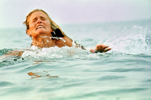 """""""Jaws""""Susan Backlinie1975 Universal Pictures - Image 9575_0049"""