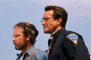 """""""Jaws""""Richard Dreyfuss, Roy Scheider1975 Universal Pictures - Image 9575_0056"""